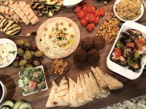 olive bistro catering